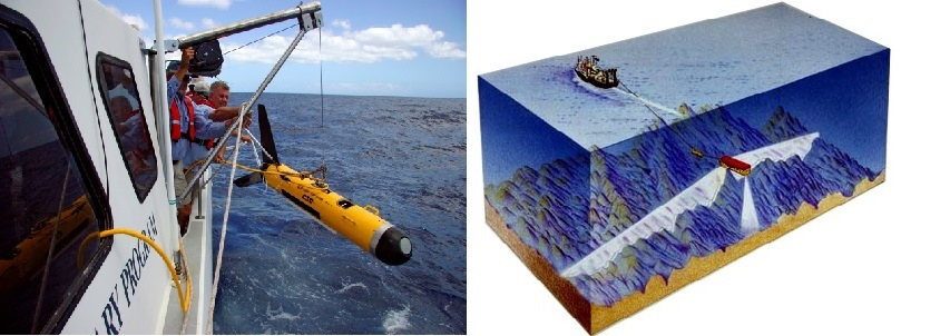 Side Scan Sonar Survey
